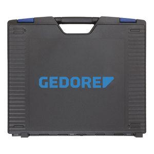 GEDORE WK 1000 L Werkzeugkoffer TOURING leer mit Einlagen, 2881381