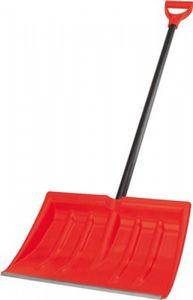 Schneeschaufel Rot/Schwarz, Größe:OneSize