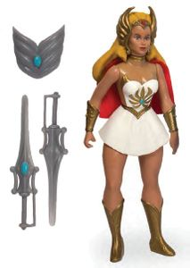 Super7 Masters of the Universe Vintage Collection Actionfigur She-Ra 14 cm SUP7-03075