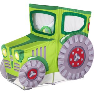 Haba spielzelt Traktor grün 59 cm