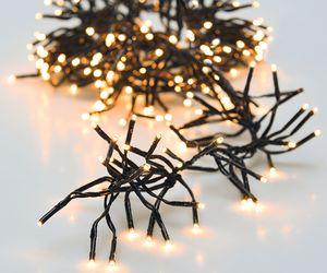 Büschel Lichterkette 1512 LED - warmweiß / 11m