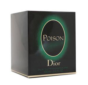 Dior Poison 100ml Eau de Toilette