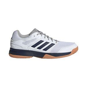 Adidas Herren Sneaker Sneaker Low Synthetikkombination weiss 43