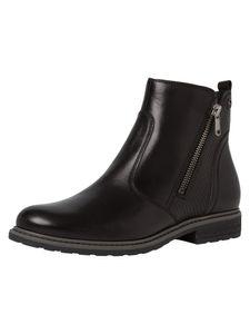 Tamaris Damen Stiefelette schwarz 1-1-25058-25 normal Größe: 40 EU