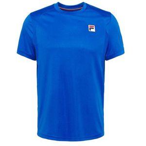 Fila T-Shirt Nick Sportshirt Tennis Shirt Herren , Größe:L