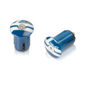 XLC Lenkerendstopfen GR-X02, blau (1 Stück)