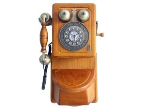 Nostalgie Telefon Wandmontage 1879