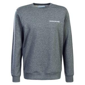 Calvin Klein Jeans Logo Sweatshirt Grey Heather S