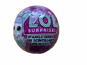 L.O.L. Surprise! Sparkle Series with Glitter Finish & 7 Surprises