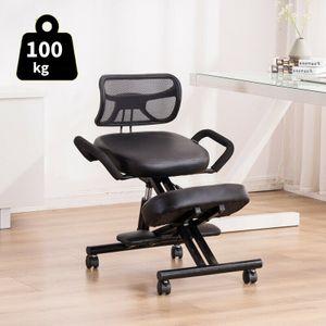 Kniestuhl Ergonomisch Kniehocker Bürostuhl Computerstuhl Gesundheitsstuhl Arbeitsstuhl bis100kg