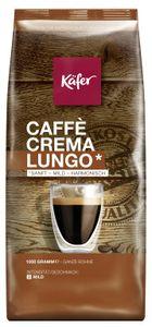 Käfer Caffè Crema Lungo | ganze Bohne | 1000 g
