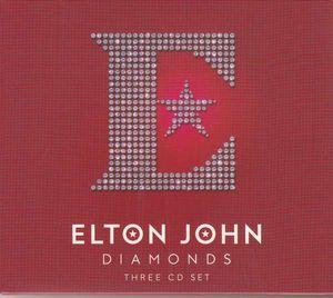 Elton John - Diamonds (Deluxe-Edition) -   - (CD / Titel: A-G)