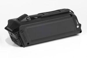 BOSCH PowerPack 400 Frame, Schwarz, 400 Wh Rahmenakku