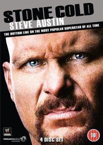 WWE Stone Cold Steve Austin, DVD, Biographie, 2D, Deutsch, Englisch, 571 min, 4 Disks