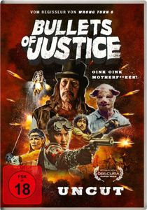 Bullets of Justice (DVD)  uncut Min: 76DD5.1WS   Busch Media - ALIVE AG  - (DVD Video / Action)