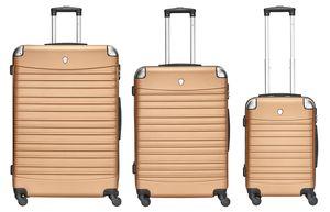 19V69 ITALIA Kofferset Torino 3er-Set Koffer