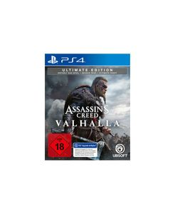 Assassin´s Creed Valhalla Ultimate Edition PS4