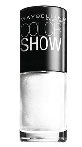Maybelline Color Show 19 Marshmallow, Weiß, Marshmallow, 1 Stück(e), Frankreich, 7 ml, 25 mm