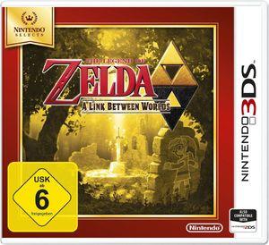 Nintendo The Legend of Zelda - A Link Between Worlds [3DS]