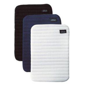 HKM Bandage-Pad mit Schaumstofffüllung, Farbe:1200 weiß, Größe:St