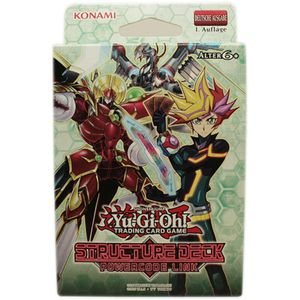 Yu-Gi-Oh! Structure Deck Powercode Link