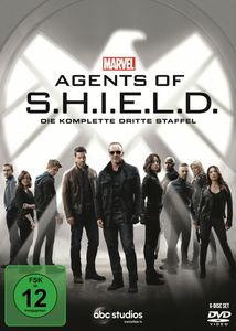 Marvel's Agents of S.H.I.E.L.D. - Die komplette dritte Staffel (6 Discs)