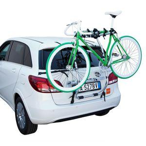 Fahrradträger Anhängerkupplung Fahrrad für 3 Räder, FABBRI TORBOLE 3 Heckfahrradträger