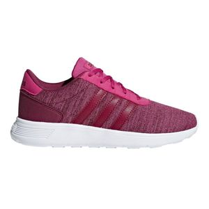 adidas Lite Racer Damen Sneaker Pink Schuhe, Größe:39 1/3