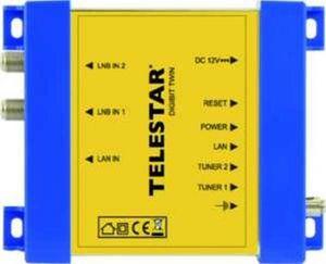 Telestar Digibit-Twin,SAT-to-IP Server 2 TN