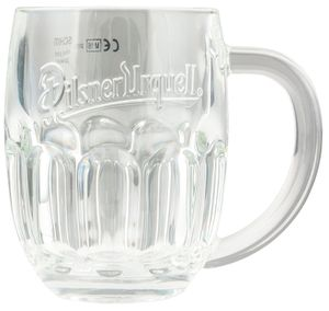2x Pilsner Urquell Bierglas 1 Pint