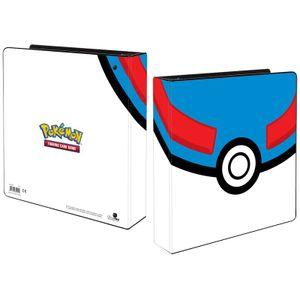 Ultra Pro - Pokémon Superball - 3-Ring-Album