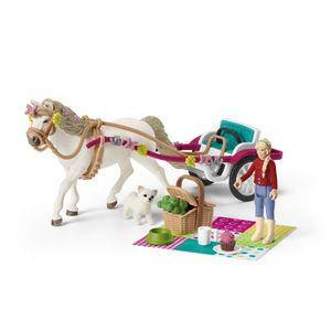 Schleich® Horse Club Kutsche für Pferdeshow 42467