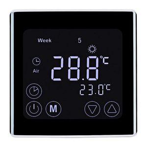 Digital Thermostat Raumthermostat Fußbodenheizung Wandthermostat Programmierbar