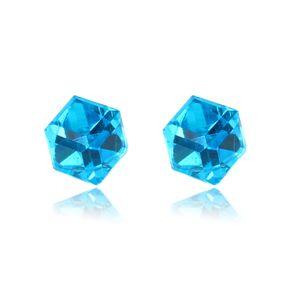 Magnetischer Ohrnagel Grace Fashion Kristallohrnagel Anti Allergie Beauty 8 Farbe