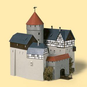 Auhagen 12263, Schloss, Mehrfarben, 160 mm, 170 mm, 190 mm, 413 g