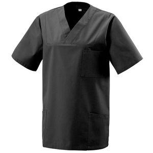 Schlupfkasack - Bügelleicht- und Softausstattung - Farbe: Black - Größe: L
