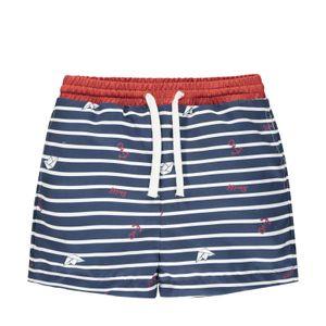 STEIFF® Jungen Beachwear Badeshorts, Größe:122, Präzise Farbe:Marine