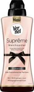 Vernel Weichspüler Suprême Romance (600 ml)
