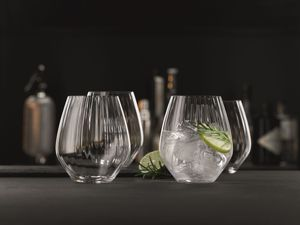 Spiegelau Gin & Tonic 4tlg. 4810180, Farbe:Transparent