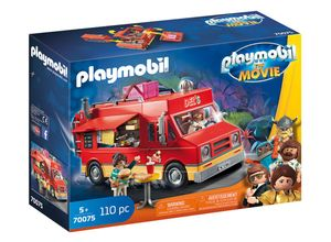 PLAYMOBIL® - The Movie - Del`s Food Truck, 70075