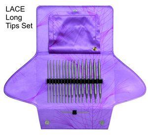 addi-click Nadelspitzen Sets Metall : LACE Long Tips Set addi-click Sets: LACE Long Tips Set