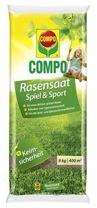 COMPO Rasensamen Spiel + Sport 8 kg