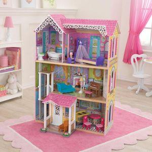 KIDKRAFT Puppenhaus Sweet & Pretty 65859