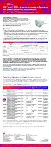 3M Atemschutzmaske 9320+ Aura FFP2NRD Breite 10xAGW-Wert EN149:2001+A1:2009 - 9320+