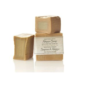 Aleppo Olivenölseife 7x7x5 cm ca. 215 g