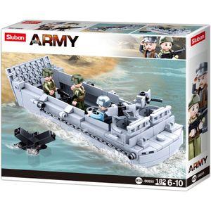 WWII - Landungsboot 182 Teile M38-B0855 - Sluban Army