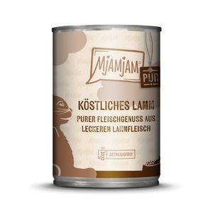 Köstliches Lamm pur - 6er-Pack a 400g