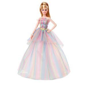 Barbie Signature Birthday Wishes Barbie Puppe