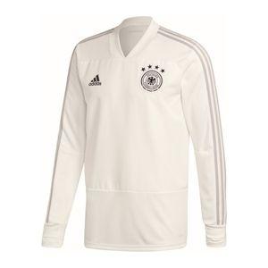 adidas Herren Fußballtrikot DFB Training Top WHITE/GRETWO/BLACK XL