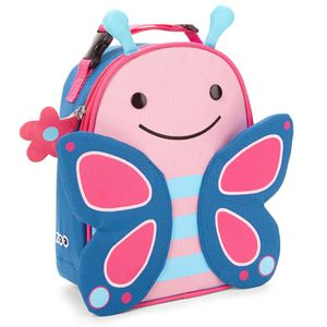 Skip Hop Zoo Lunchie Kindergartentasche, Schmetterling